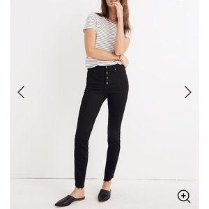 Madewell Tulip Hem Jeans